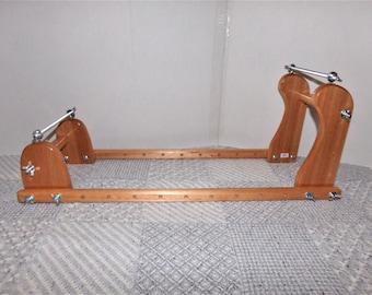 Expandable Upright Wood Bead loom #982