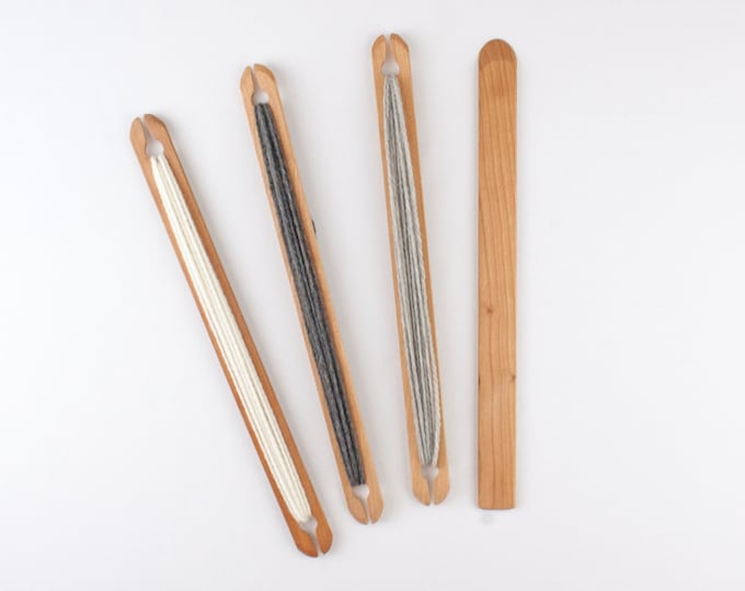 "16"" Shuttle and 16"" Weaving Pickup Stick Combination Pack"