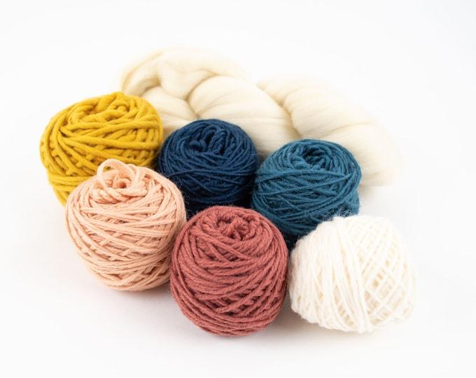 Beatnik - Weaving Yarn Pack
