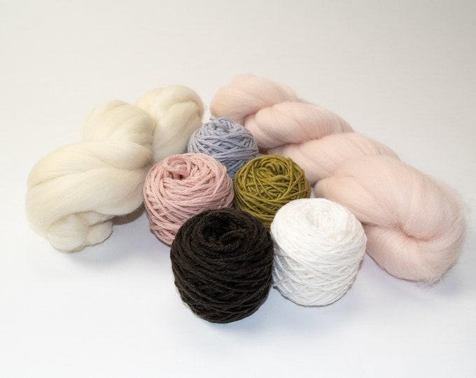 Weaving Yarn Pack - Pacific Northwest Coast