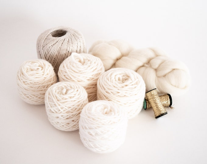 Nordic Snowfall Yarn Pack