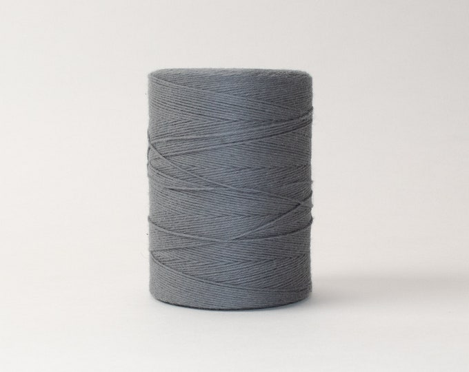 Gray Cotton Warp Thread for Weaving