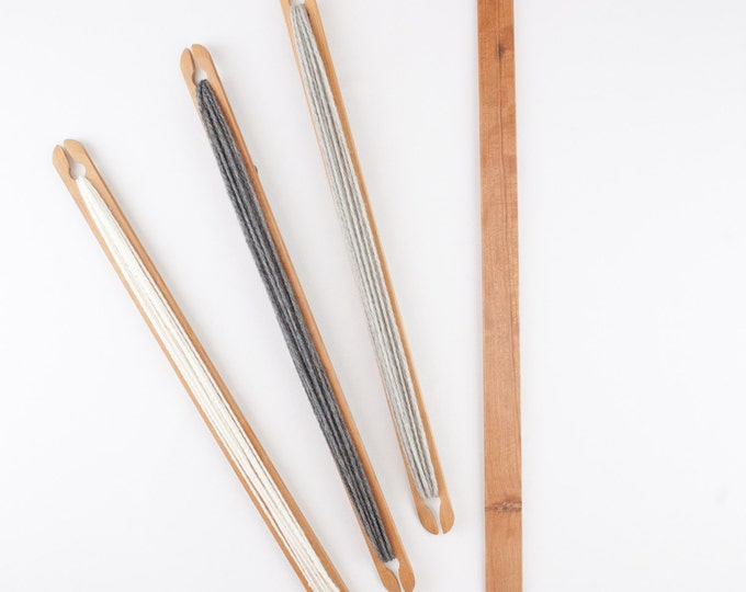 """21"""" Shuttle and 23"""" Weaving Pickup Stick Combination Pack"""