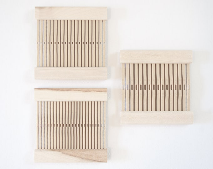 4 inch Heddle in 8, 10, or 12 Dent / For RH - 4 Weaving Loom