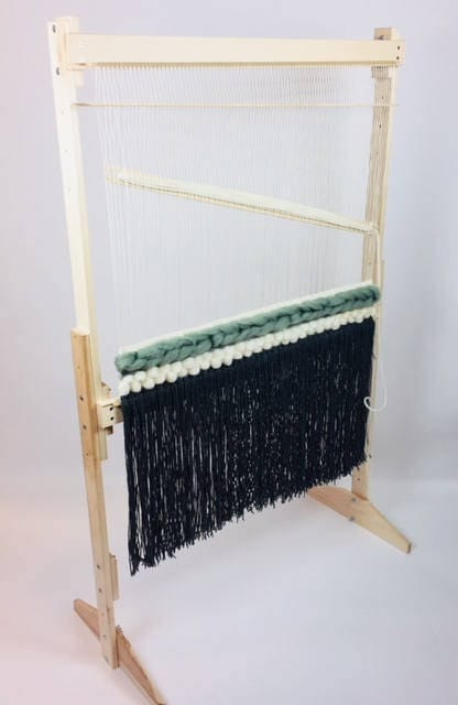 36 Adjustable Tapestry Loom - The Grizzly!