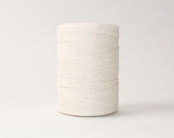 Cotton Warp Thread for Weaving