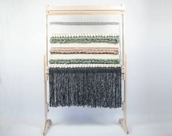 """36"""" Adjustable Tapestry Loom - The Grizzly!"""