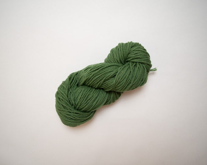 4 ounce Yarn Hank - 162 yards - Dusty Rose/Mauve/Green/Orange