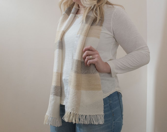 """Rigid Heddle """"Woven"""" Scarf Kit"""