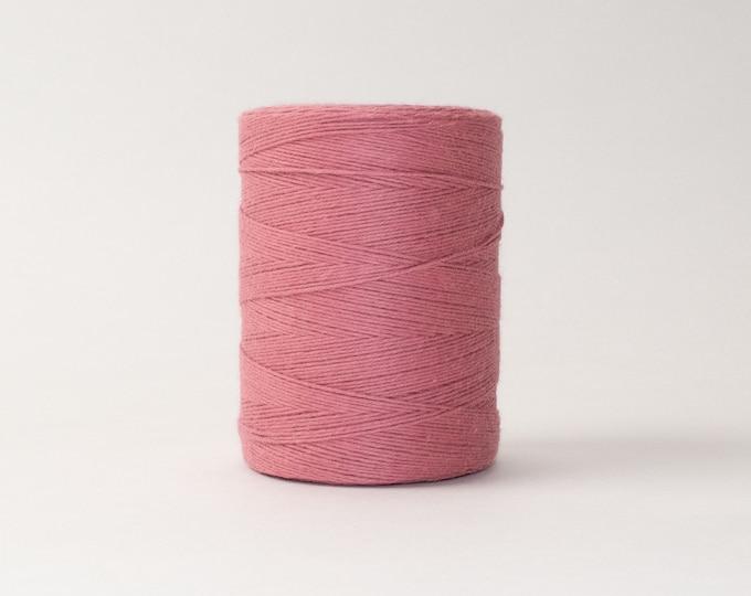 Rose Cotton Warp Thread for Weaving