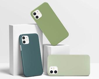 Fern Case for iPhone 13, 13 Pro, 12 Pro, 11, SE, XR Phone Case for Samsung S21, S20, S10, S9, Cell Phone Case for Pixel 5, 4, 3 XL