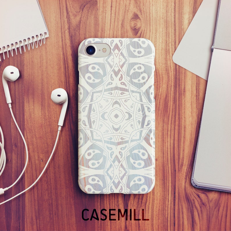 iPhone 7 Case iPhone 8 Case iPhone X Case Kaleidoscope Pattern image 0