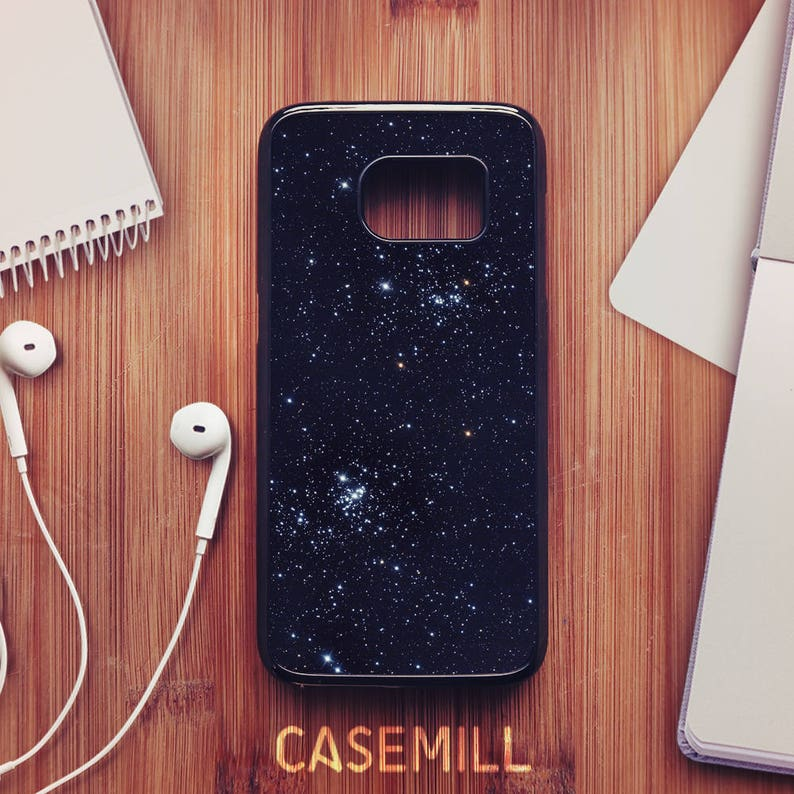 Stars Case For Samsung Galaxy S8 Nebula Case For Samsung image 0