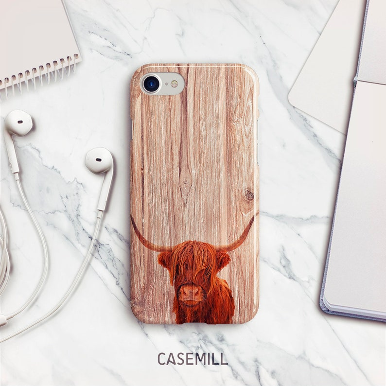 cow iphone 8 case