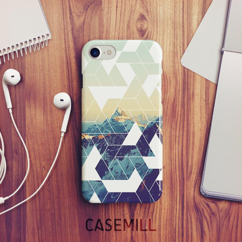 geometric iphone 8 case