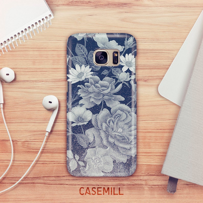 Floral Pattern Case For Samsung Galaxy S9 Floral Case For image 0