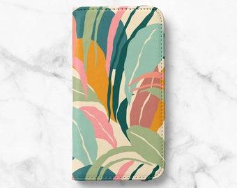 Jungle Print iPhone 12 Wallet iPhone 11 Wallet iPhone SE Wallet iPhone XR Wallet iPhone 8 Wallet iPhone XS Wallet iPhone 8 Plus
