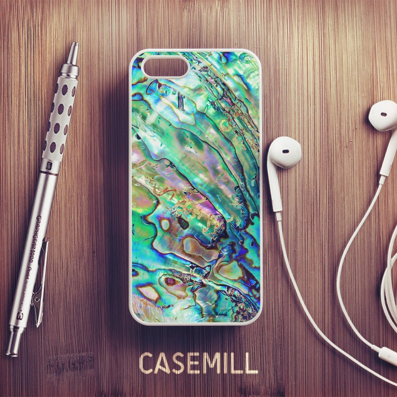 Abalone Shell iPhone XR Case Abalone Shell iPhone XS Case image 0