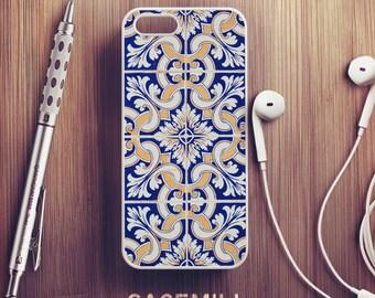 Portuguese Tile iPhone XR Case iPhone 12 Case iPhone 8 Plus Case iPhone XS Case iPhone 8 Case iPhone 7 Case iPhone SE Case