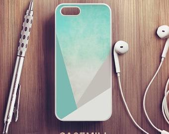 IPhone géométrique turquoise 6 étui iPhone 6 s Case iPhone 6 Case Plus iPhone 6 s Case Plus iPhone 5 s Case iPhone 5 cas pour iPhone SE