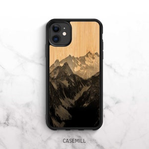 XR Made in Canada by Keyway Designs 87Plus XXS Real Wood iPhone Case Walnut Rift XS Max iPhone 12 ProMaxMini 1111 ProMax