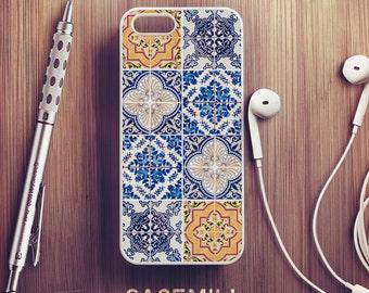 Portuguese Tile iPhone 6 Case iPhone 6s Case iPhone 6 Plus Case iPhone 6s Plus Case iPhone 5s Case iPhone 5 Case iPhone SE Case