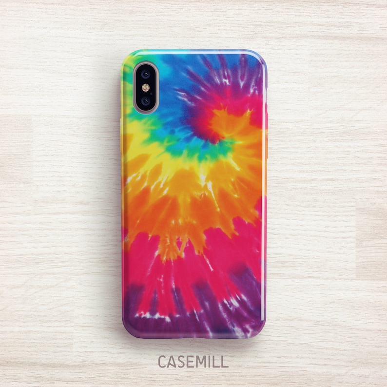 huge selection of 709db 8f3d0 Tie Dye iPhone XS Case iPhone XS Max Case iPhone X Case iPhone 6s Case  iPhone XR Case iPhone 5s Case iPhone 7 Plus Case iPhone 6s Plus Case