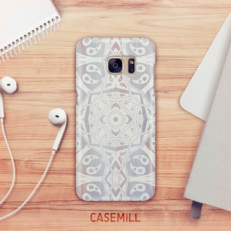 Kaleidoscope Pattern Case For Samsung Galaxy S9 Tribal Case image 0