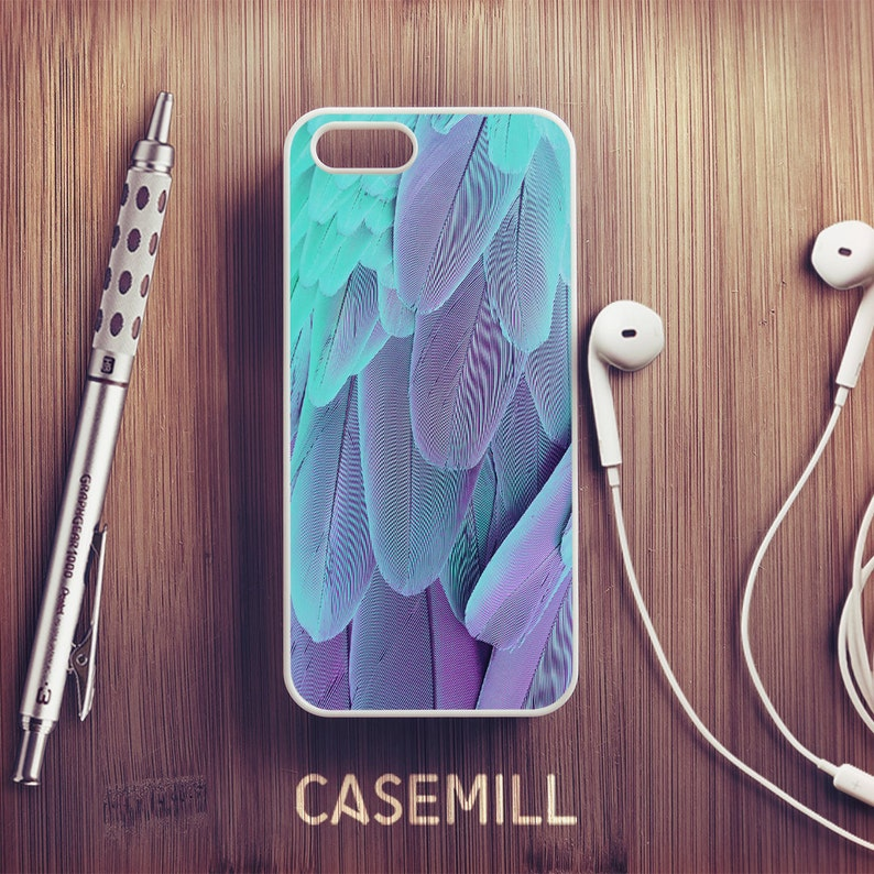Feather iPhone XR Case Feather iPhone XS Case iPhone 8 Plus image 0
