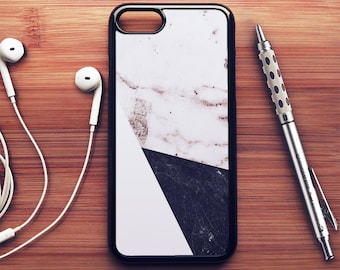 Marble Geometric iPhone 7 Case Marble iPhone 6s Case iPhone 6 Plus Case iPhone 6s Plus Case iPhone 5s Case Marble iPhone SE Case iPhone 5c