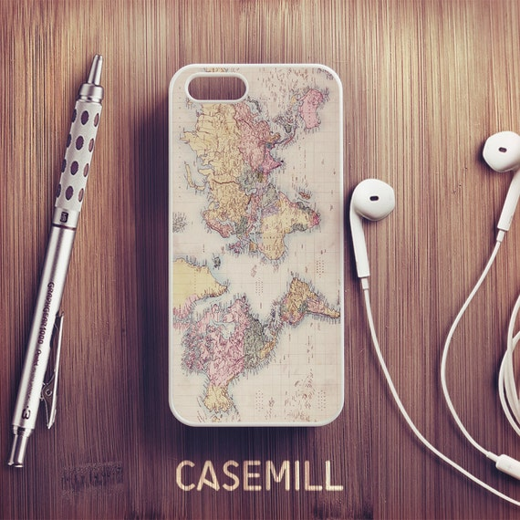 World map iphone 6 case world map iphone 6s case iphone 6 plus etsy image 0 gumiabroncs Images