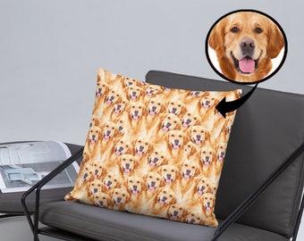f2e956fae117 Custom Dog Face Pillow - Custom Dog Pillow - Custom Pet Pillow - Pet Pillow  - Dog Pillow - Dog Gift - Funny Gift - Funny Pillow - Custom