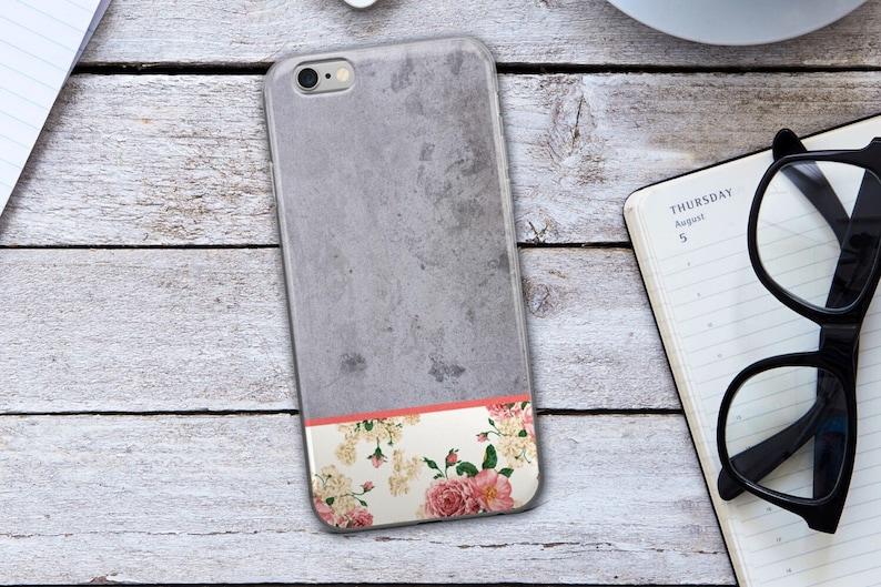 coque iphone 6 beton