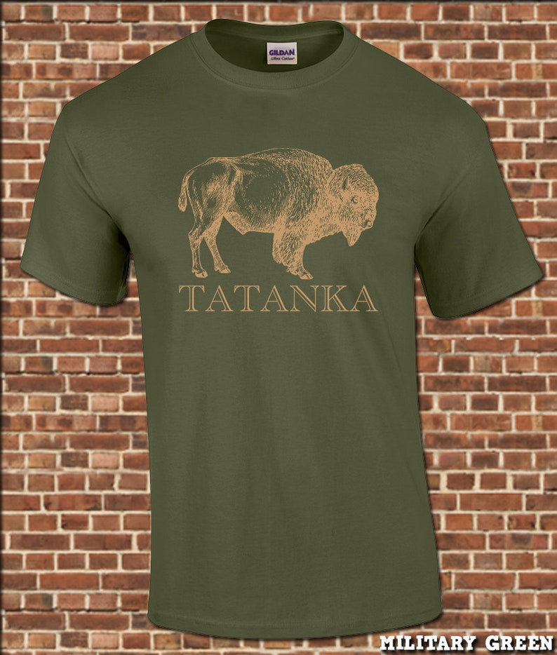 722d684e9 TATANKA Mens   Youth T-Shirts all sizes available