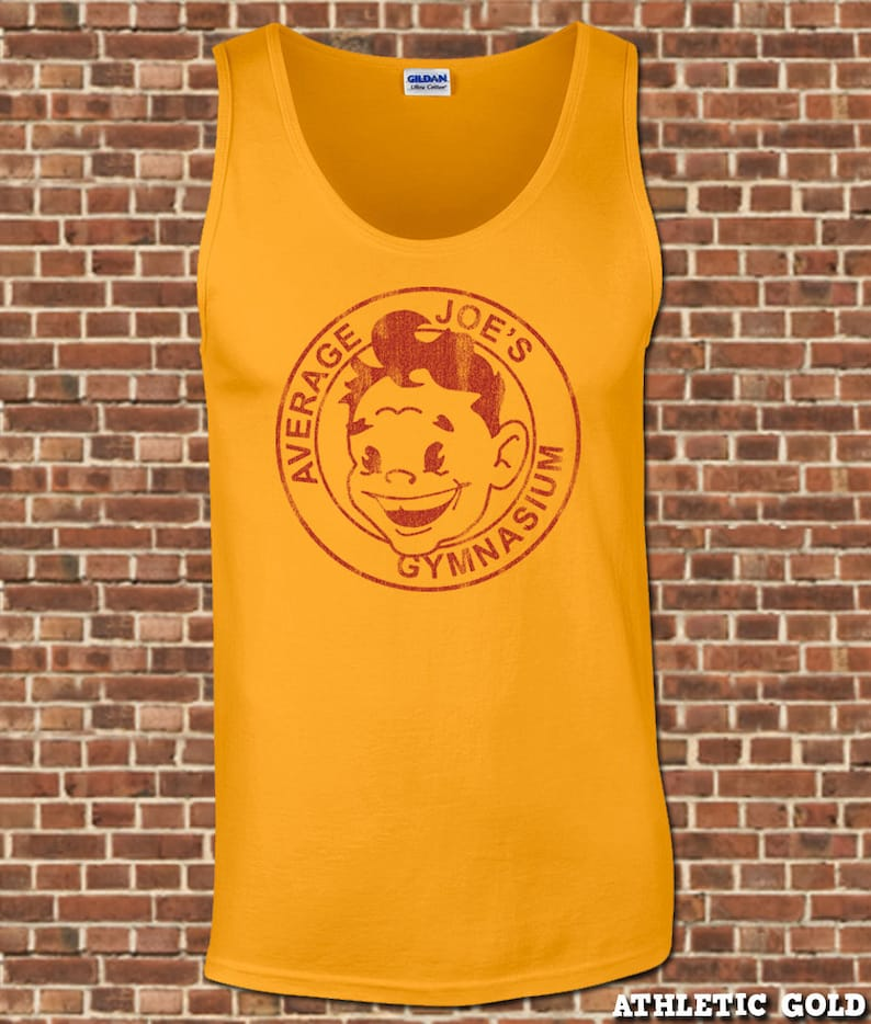 4623d4ac0be5bf AVERAGE JOE S mens Tank Top all sizes available funny
