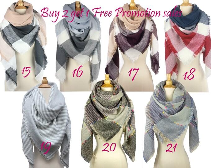 Plaid Blanket Scarf,  Blanket Scarf, Tartan Plaid Scarf, Tartan Scarf, Oversized Scarf, Oversized Blanket Scarf, Plaid Scarf, Winter Scarf
