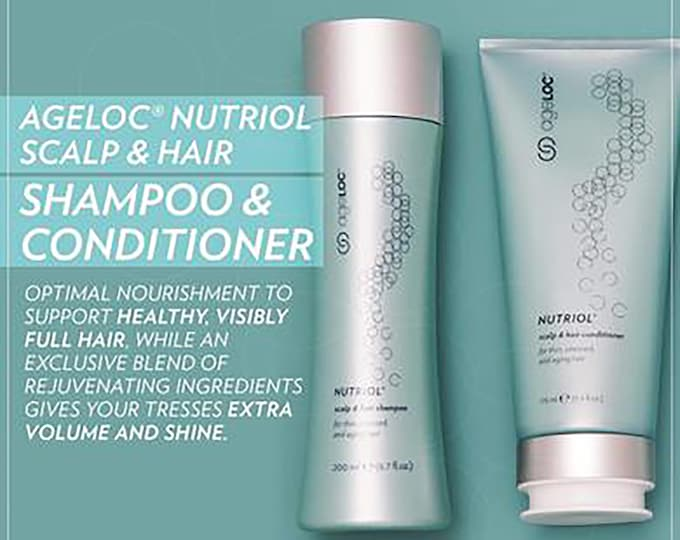 AGELOC® Scalp & Hair Shampoo and Conditioner