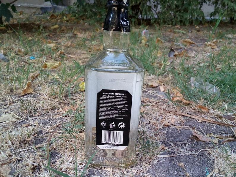 Spiksplinternieuw Lege flessen van Jack Daniels 1 nestje lege | Etsy WH-45