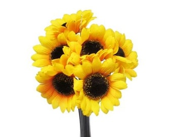 """14"""" Sunflower Bunch (2) - Decoration - Free Shipping!"""