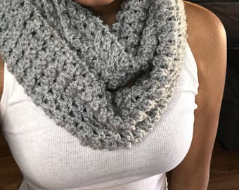 Infinity scarf~crochet scarf~ infinity scarves~ crochet infinity scarf~winter scarf