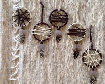 """Dreamcatchers ~ Mini Tribal Set 