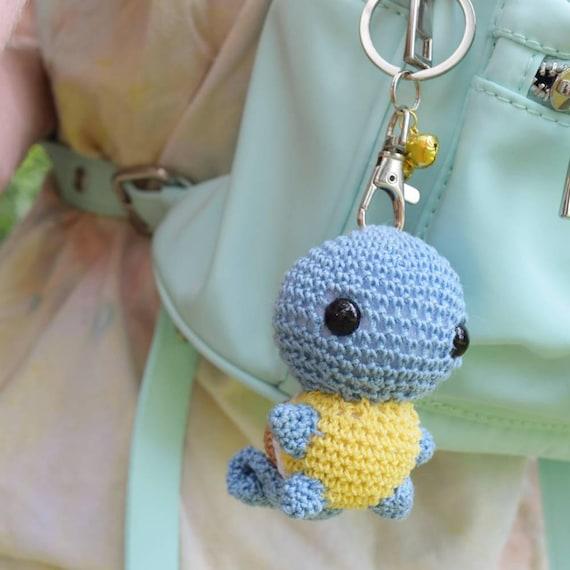 9 x Pokemon Ball Key Chains Crochet Pattern | 570x570