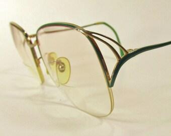 f901cd3bd7ce Windsor vintage eyeglasses vintage eye frames eyeglasses vintage 1980s Big  eye glasses