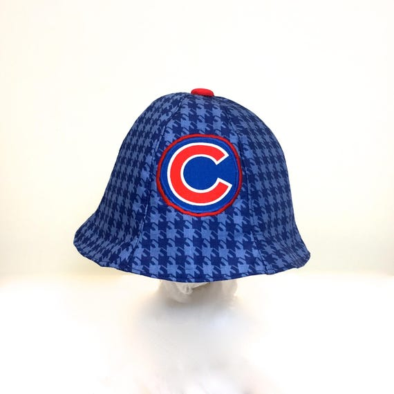 4ef862d489a ... sale chicago cubs sunhat for baby reversible cubs hat two hats in etsy  14adc 79e09