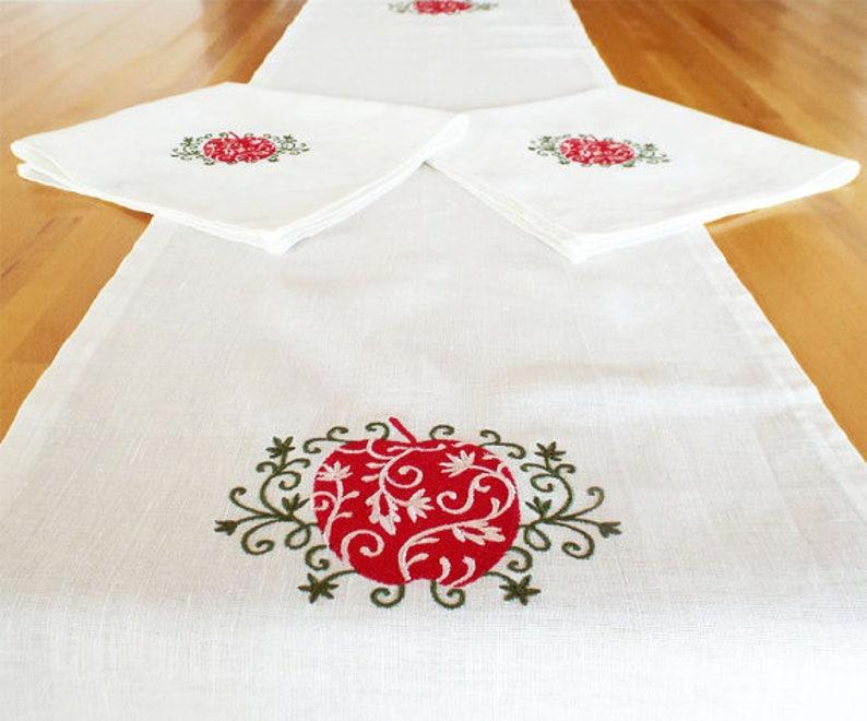 Rosh Hashanah Kitchen Towels Shana Tova Set of 2