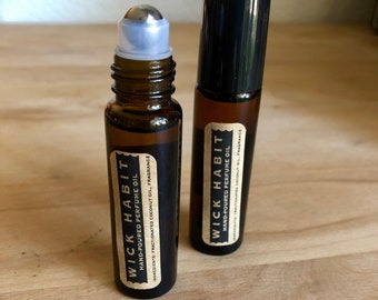 Wick Habit Perfume Oil Rollerball