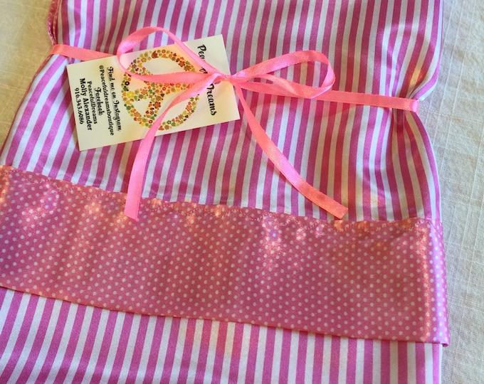 Baby Blanket 30x 40 Silky Baby Blankets, personalized baby blanket, Peaceful Dreams, Crib Blanket, Floral Blanket, crib blanket, baby girl