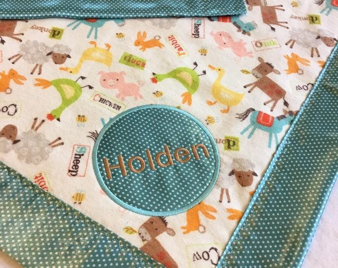 Travel Silky Baby Blanket