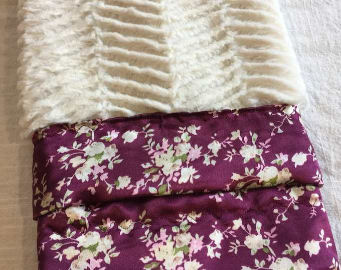 Baby blanket, Custom baby blanket, silky baby blanket, baby shower girls gift, minky, baby gift 30x40