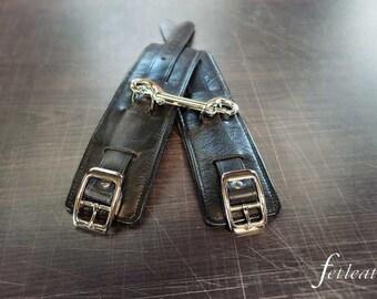 Custom Made Ankle Cuffs